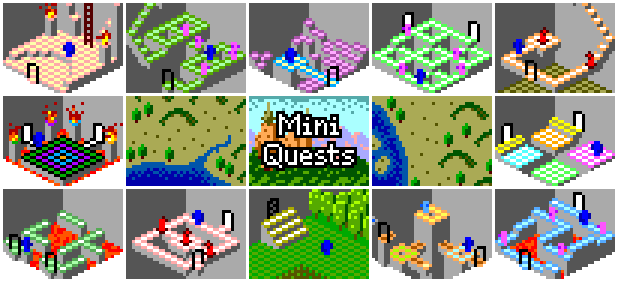 Mini Quests
